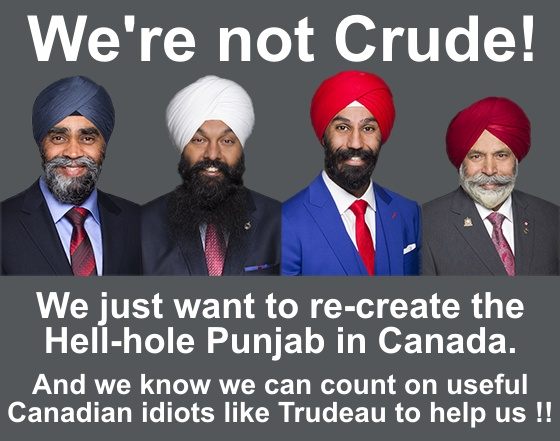 Shut Down Canada's Chandigarh Consulate And All of Its Fraud