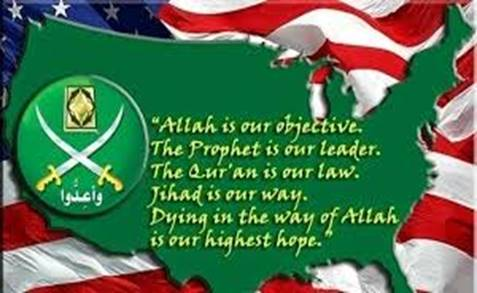 Moto of the Muslim Brotherhood