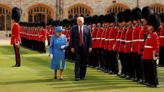 Thank you Queen Elizabeth