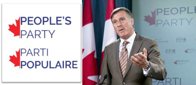 Maxime Bernier Launches Peoples Party