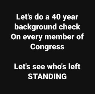 Investigate Congress