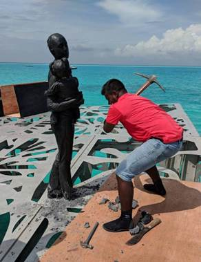 Maldives Destroys Culture