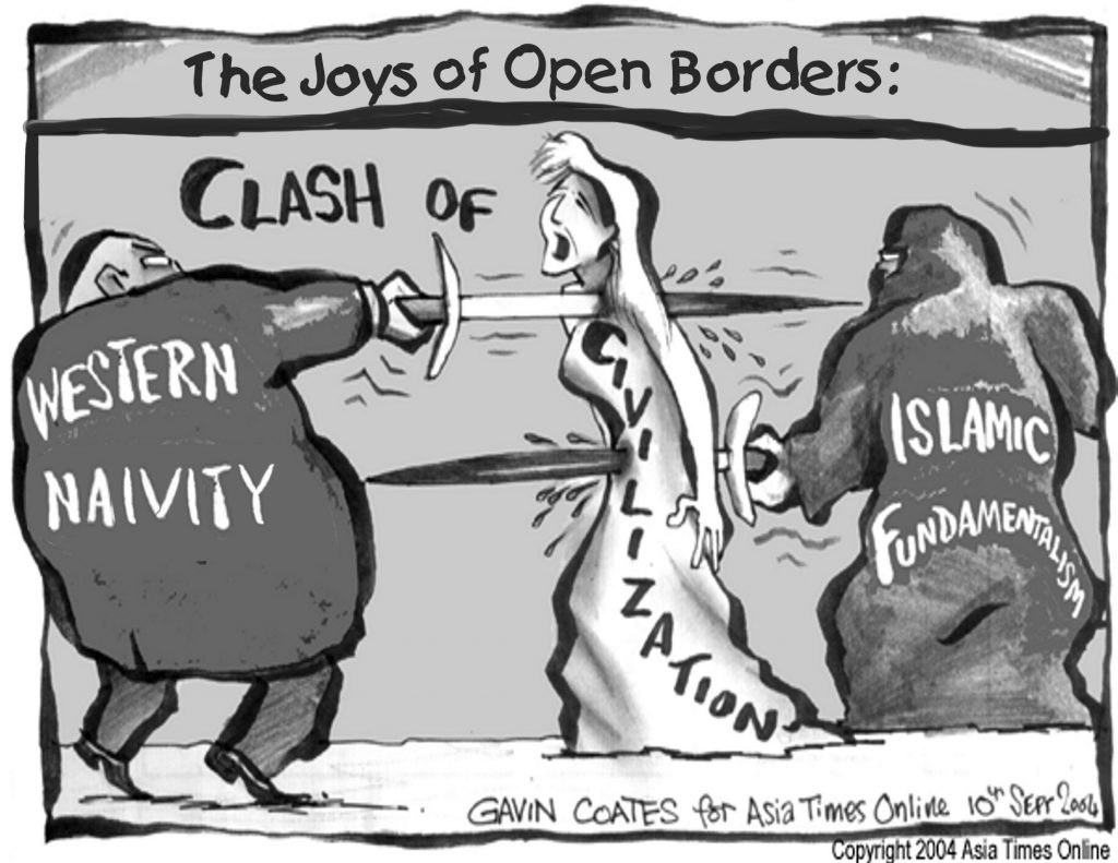 Clash of Civilizations: Islam vs the liberal West