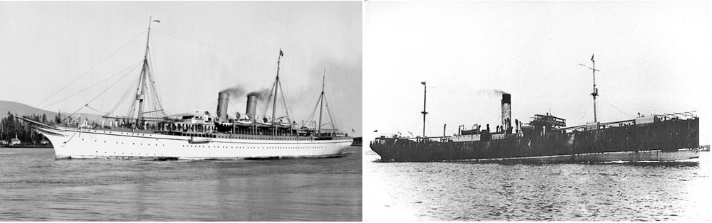 Armies of Chinese Stowaways entered Canada in early 1900's