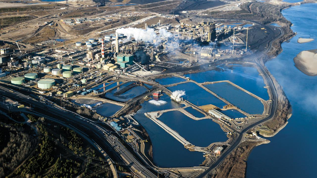 Canada's Oil Sands produce MUCH LESS carbon than Mass Immigration does.